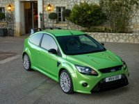 Женева 2009: Ford Focus RS