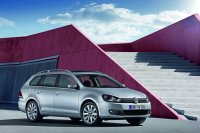 Volkswagen показа и Golf 6 Estate