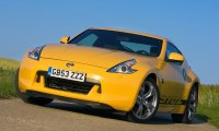 Nissan 370Z Yellow Edition само за британските клиенти