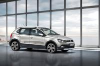 Volkswagen показа новото CrossPolo