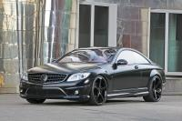Mercedes CL 65 AMG мина под ножа на Anderson Germany