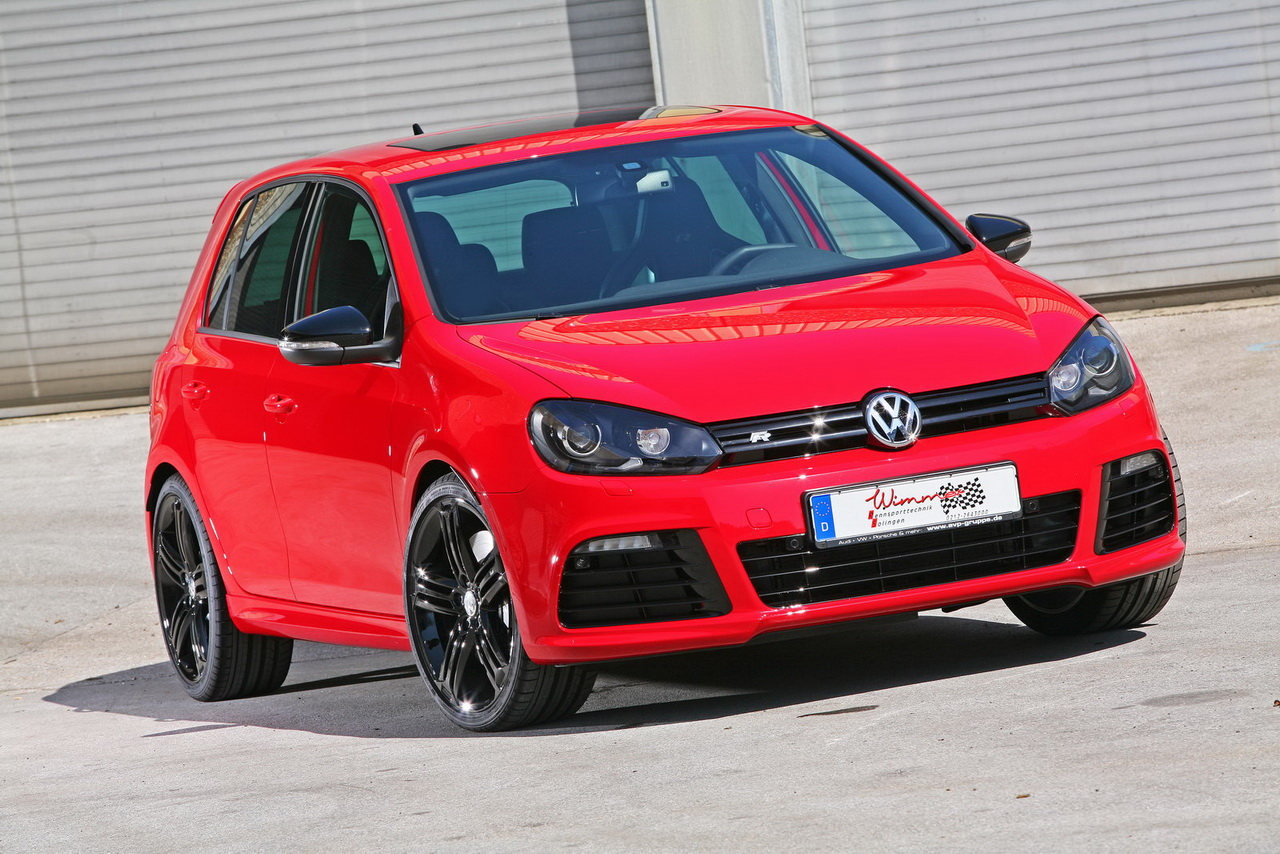 Volkswagen Golf R Red Devil