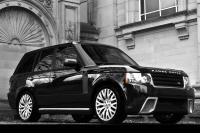 Project Kahn представи Range Rover RS500