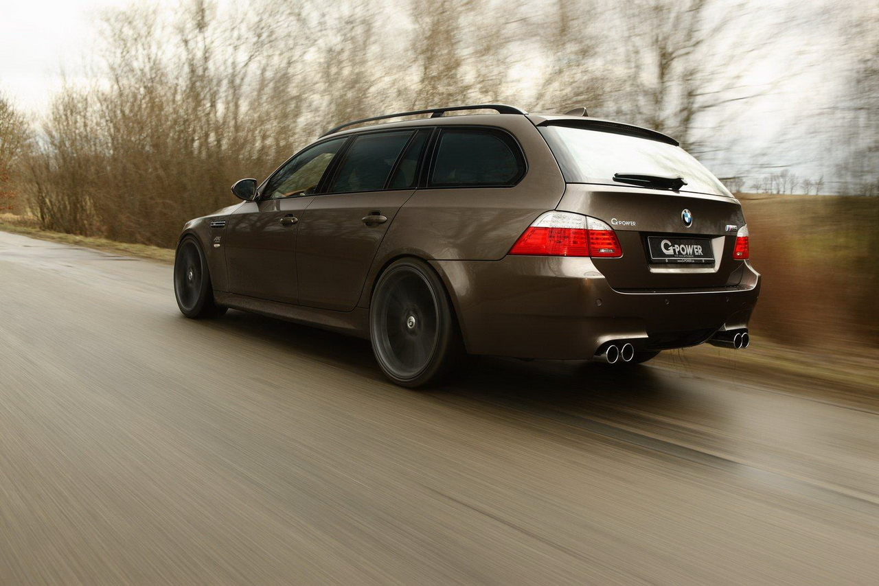 G-POWER M5 HURRICANE RS Touring