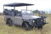 Land Rover Defender стана електричка