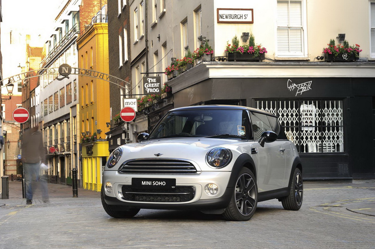 Mini Cooper SoHo Edition