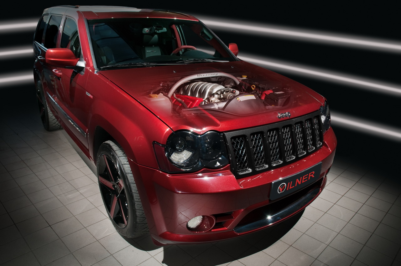 Jeep Grand Cherokee SRT 600 от Vilner