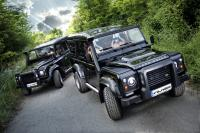 Land Rover Defender Experiance можел да бъде и луксозен