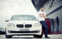 Студио Vilner се подписа в интериора на новото BMW 5-Series