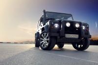 Land Rover Defender – отново под ножа на VILNER