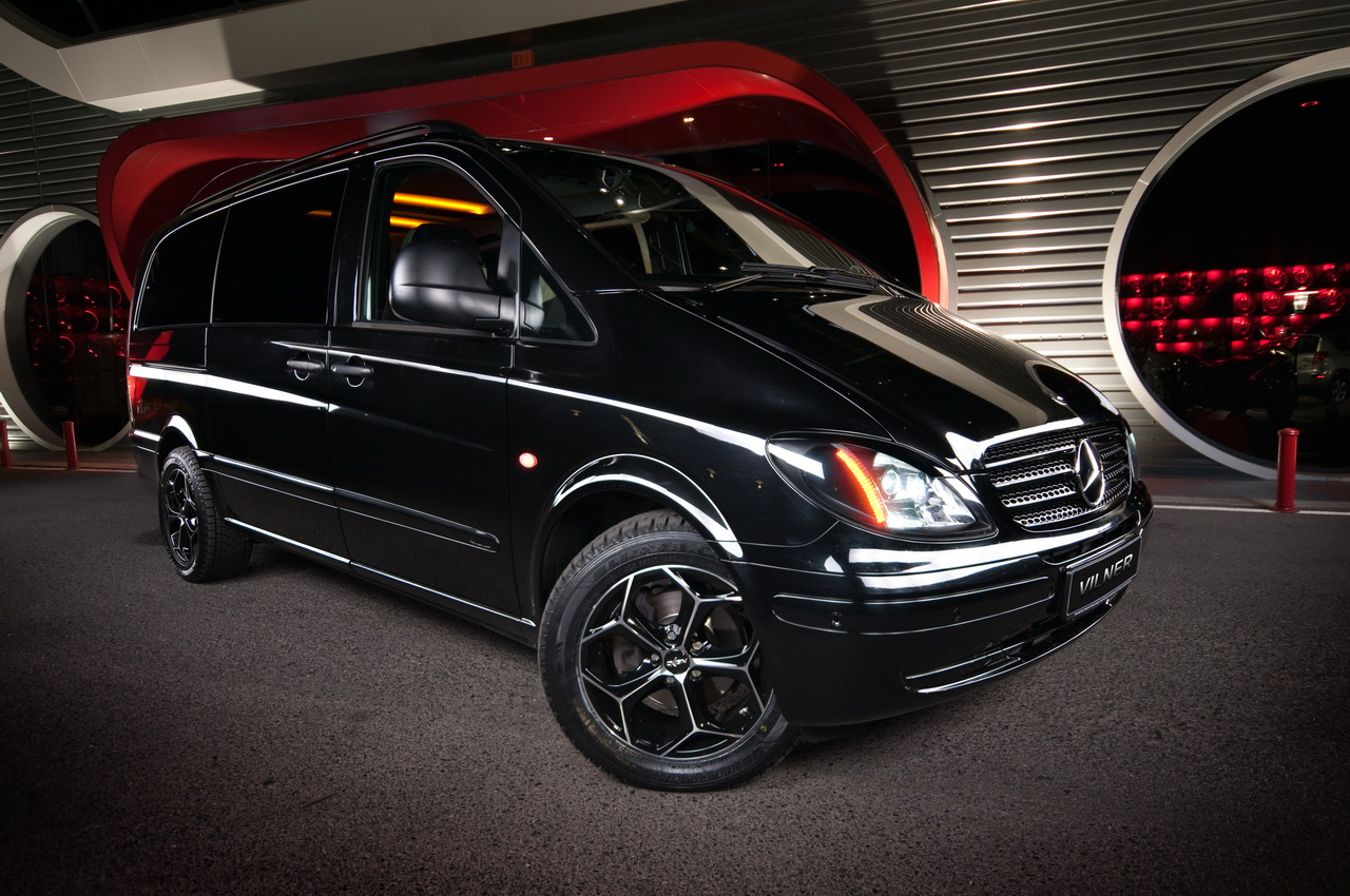 Mercedes Vito VIP by Vilner