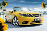 Saab 9-3 Cabrio Yellow Edition се завръща