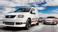 VW Caddy Carrera Cup Edition 2.0TDI R